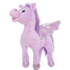 """Мягкая игрушка """"Пони с крыльями"""", фиолетовая, МУЛЬТИ-ПУЛЬТИ"""