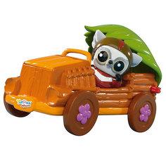 Машинка с фигуркой, Юху и его друзья Simba