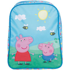 Рюкзак Свинка Пеппа 30*25*12,5 см Росмэн