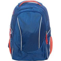 Рюкзак молодежный, синий Феникс