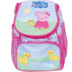 Дошкольный рюкзак Свинка Пеппа (увеличенного объема) Росмэн