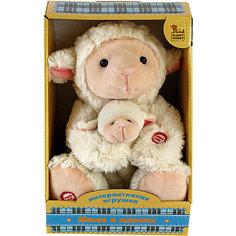 "Интерактивная игрушка Мама и малыш ""Овечка"", Fluffy Family"
