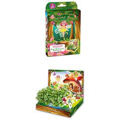 """Набор для выращивания """"Живая открытка"""" - Лесная Фея Happy Plant Бумбарам"""