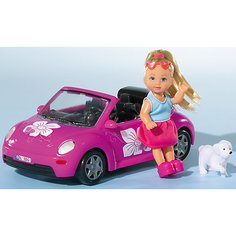 """Кукла """"Еви и машинка"""", Simba"""
