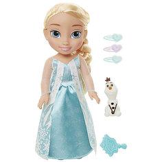 "Кукла-малышка ""Холодное сердце"" с аксессуарами, Эльза, 35 см. Jakks Pacific"