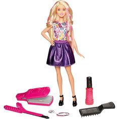 Игровой набор «Цветные локоны», Barbie Mattel