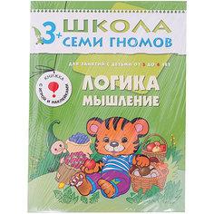 """Четвертый год обучения """"Логика, мышление"""", Школа Семи Гномов Мозаика Синтез"""