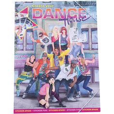 "Альбом с наклейками ""Create your Dance House"", Creative Studio Depesche"