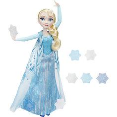 Эльза, запускающая снежинки рукой, Холодное Сердце Hasbro