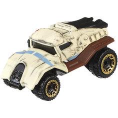 "Машинка Hot Wheels ""Star Wars"" Shark Trooper Yellow SW Mattel"