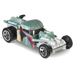 "Машинка Hot Wheels ""Star Wars"" Boba Fett SW Mattel"