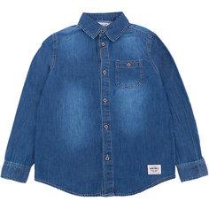 Рубашка джинсовая для мальчика SELA