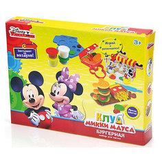 """Набор для лепки Disney Клуб Микки Мауса """"Магазин пирожных"""" (6 цветов)"""
