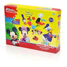 """Набор для лепки Disney Клуб Микки Мауса """"Магазин сладостей"""" (масса для лепки - 6 цв)"""