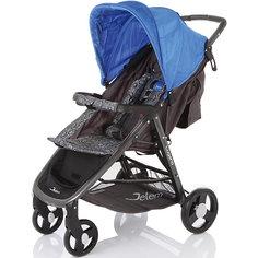 Прогулочная коляска Jetem Lugano, синий