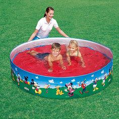 Детский каркасный бассейн, Микки Маус и друзья, Bestway