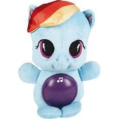 Мягкая пони, My little Pony, PLAYSKOOL Hasbro
