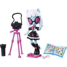 """Мини-кукла Equestria Girls """"Пижамная вечеринка"""" Фото Финиш с аксессуарами Hasbro"""