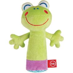 Погремушка-пищалка Cheepy Frogling, Happy baby