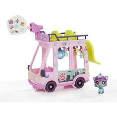 """Игровой набор """"Автобус"""", Littlest Pet Shop, Hasbro"""