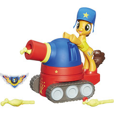 """Игровой набор Hasbro My little Pony """"Хранители гармонии"""", Чиз Сэндвич на праздничном танке"""