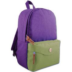 Рюкзак молодежный, фиолетовый Феникс