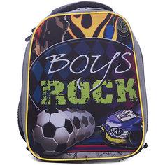 Рюкзак школьный каркасный Rock Centrum