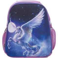 Рюкзак школьный каркасный Пегас Centrum