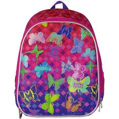 Рюкзак школьный ANIMAL PLANET Бабочки Action!