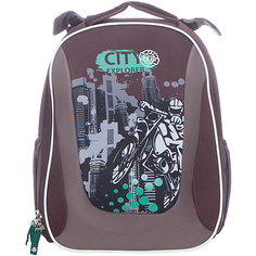 Рюкзак Erich Krause с эргономичной спинкой City Explorer ( модель Multi Pack )