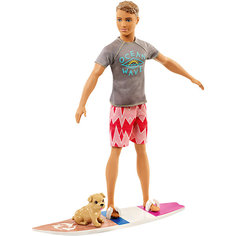 Кукла Barbie Кен из серии «Морские приключения» Mattel