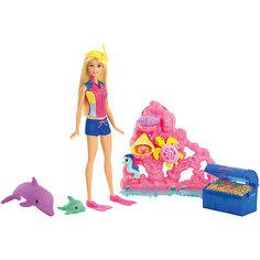 Игровой набор Barbie из серии «Морские приключения» Mattel