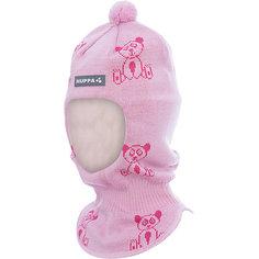 Шапка-шлем Huppa Kelda для девочки