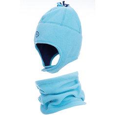 Комплект: шапка и шарф Premont для девочки
