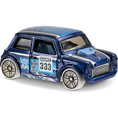 Базовая машинка Hot Wheels, Morris Mini Mattel