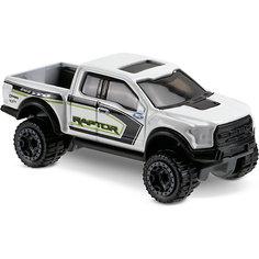 Базовая машинка Hot Wheels, 17 Ford F-150 Raptor Mattel