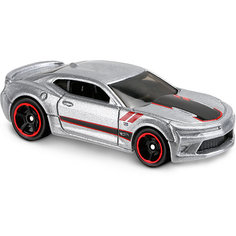 Базовая машинка Hot Wheels, 16 Camaro SS Mattel