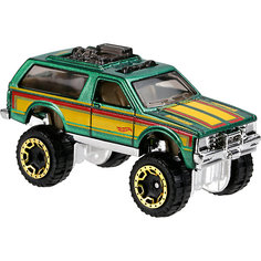 Базовая машинка Hot Wheels, Chevy Blazer 4x4 Mattel
