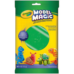 Застывающий пластилин Crayola Model Magic, зеленый 113 гр