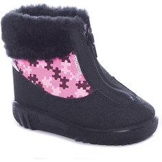 Ботинки Baby Kuoma для девочки