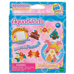 "Мини-мозаика из бусин Aquabeads ""Сверкающие игрушки"" Epoch Traumwiesen"