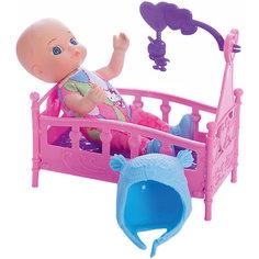 "Кукла "" HELLO KITTY"" 12 см,без звука, с аксессуарами. Карапуз"