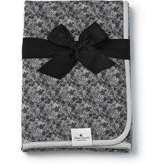 Плед флисовый Eloidie Details, серый Petite Botanic