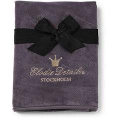 Плед флисовый Eloidie Details, темно-фиолетовый  Plum Love