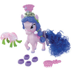 """Игровой набор Blip Toys """"Королевские питомцы"""" Пони Личи питомец Мулан"""