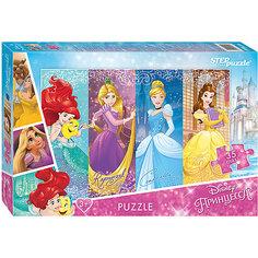 """Пазл Maxi Step Puzzle """"Disney Принцессы"""", 35 элементов"""