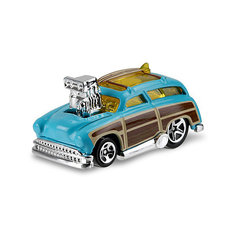 Базовая машинка Mattel Hot Wheels, Surf N Turf