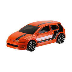 Базовая машинка Mattel Hot Wheels, Volkswagen Golf MK7
