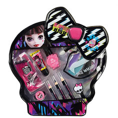 Monster High Игровой набор детской декоративной косметики Draculaura Markwins