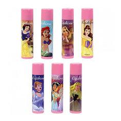 """Игровой набор Markwins Disney Princess """"Декоративная косметика"""" Помада, 7 штук"""